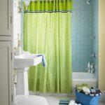 шторы для ванной комнаты декор
