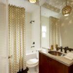 шторы для ванной комнаты идеи декора
