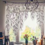 шторы макраме идеи декора