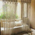 шторы макраме виды декора