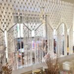 шторы макраме дизайн фото