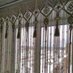 шторы макраме фото дизайна
