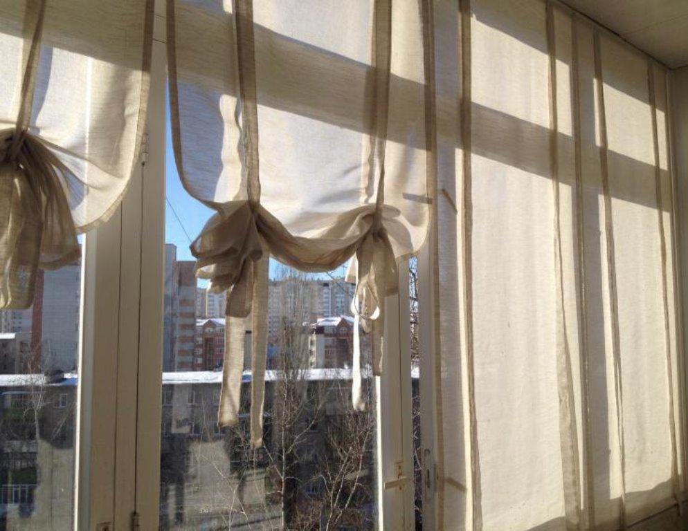 шторы на липучках фото