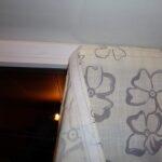 шторы на липучках оформление