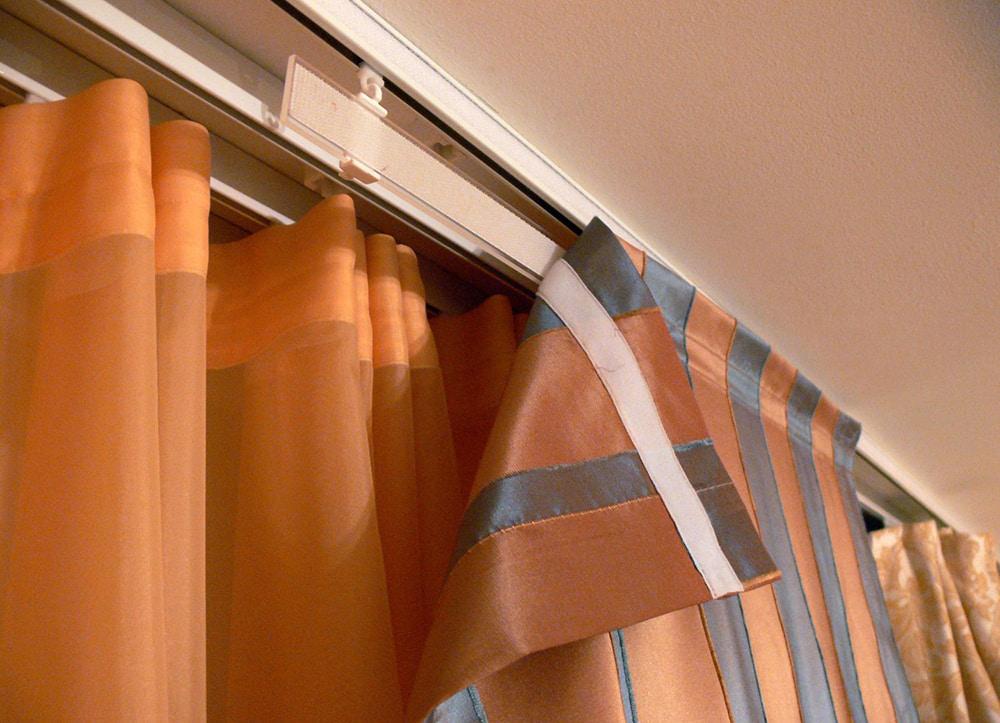 шторы на липучках