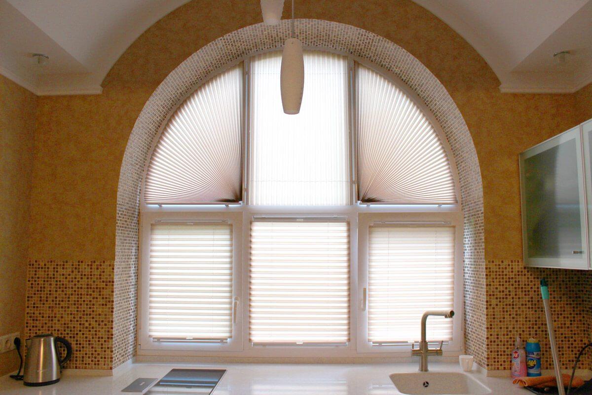 шторы плиссе фото дизайн