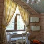 шторы в дачном доме дизайн идеи