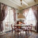 шторы в дачном доме интерьер