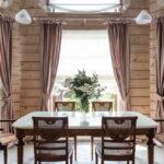 шторы в дачном доме идеи оформление