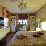 шторы в дачном доме фото виды