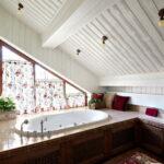 шторы в дачном доме обзор