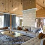 шторы в дачном доме дизайн
