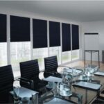 шторы в кабинет декор идеи