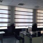 шторы в кабинет оформление