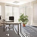 шторы в кабинет фото оформление