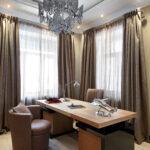 шторы в кабинет фото дизайн