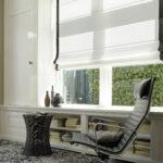 шторы в кабинет дизайн идеи