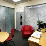 шторы в кабинет декор фото