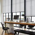 шторы в офис фото оформление