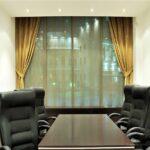 шторы в офис фото оформления