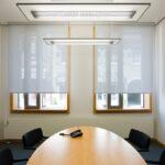 шторы в офис фото варианты