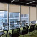 шторы в офис варианты