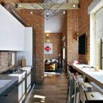 современные рулонные шторы дизайн