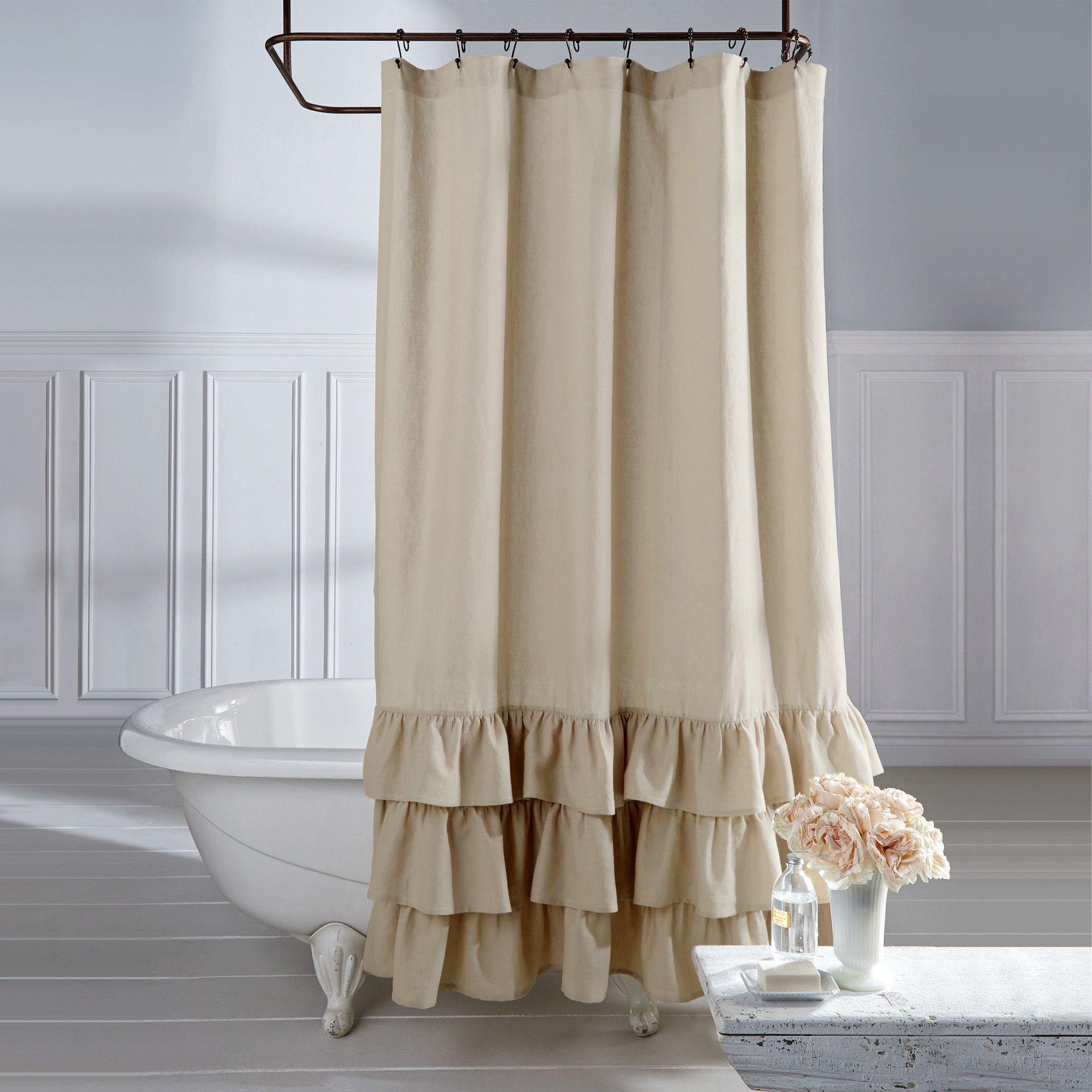 тканевая штора для ванной дизайн идеи