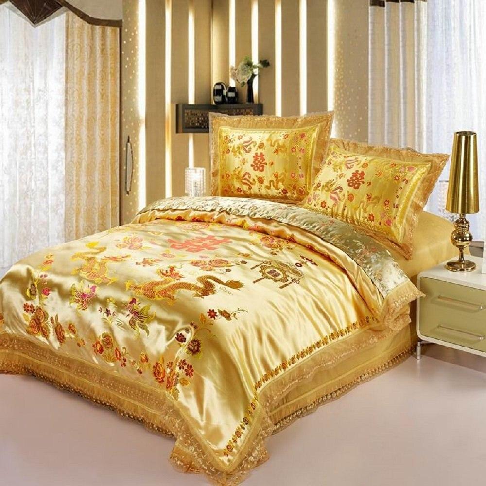 выбор сатинового постельного белья