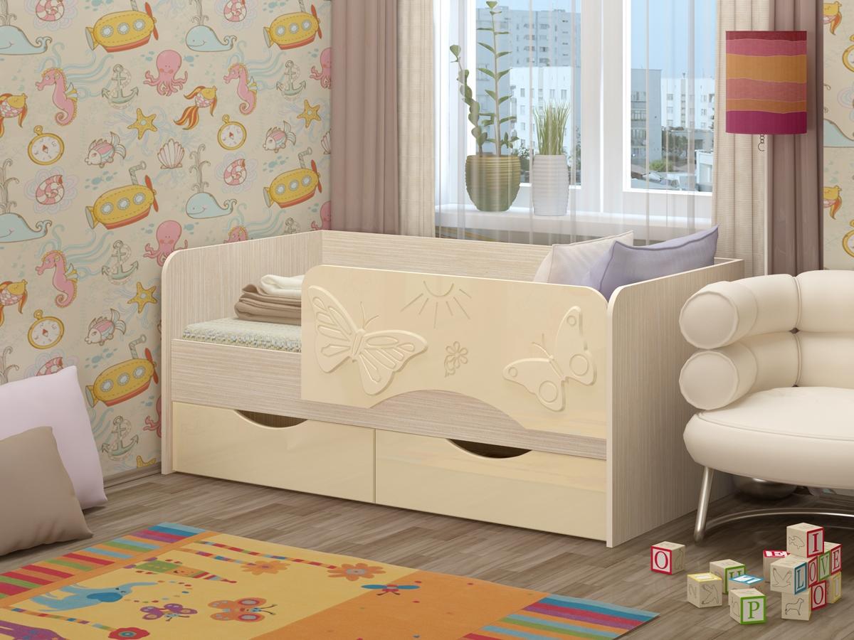 удобная кроватка