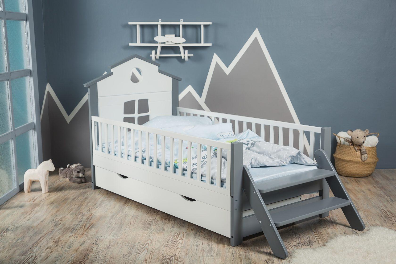 оригинальный дизайн кроватки