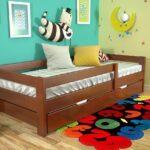 надежная и удобная кроватка