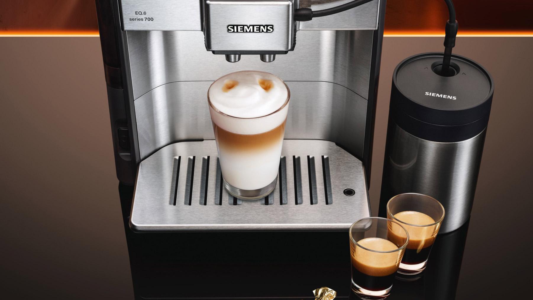 кофеварка сименс