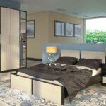 мебель венге с бежевыми вставками