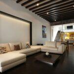 мебель венге со светлым диваном