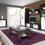 мебель венге черно-белая