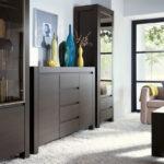 мебель венге комод в гостиной