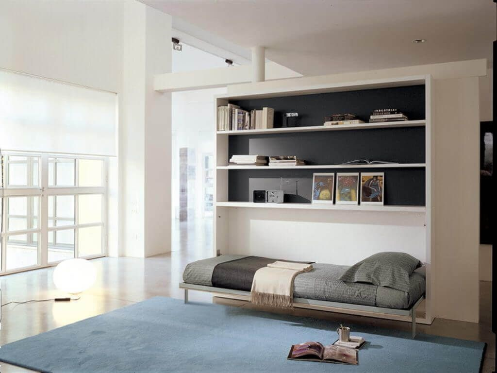 габариты шкафа-кровати