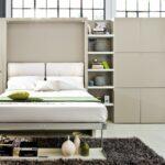 вертикальная кровать-шкаф