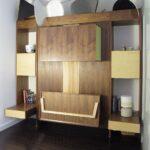 шкаф-кровать с откидным столом