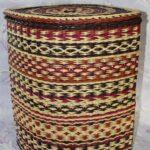 шкатулка плетеная большая
