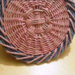 плетение дня шкатулки