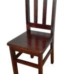 стул деревянный полированный