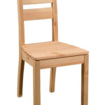 стул деревянный светлый