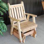 стул деревянный садовый складной