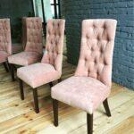 стул деревянный мягкий