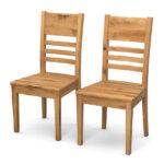 стул деревянный 2 штуки