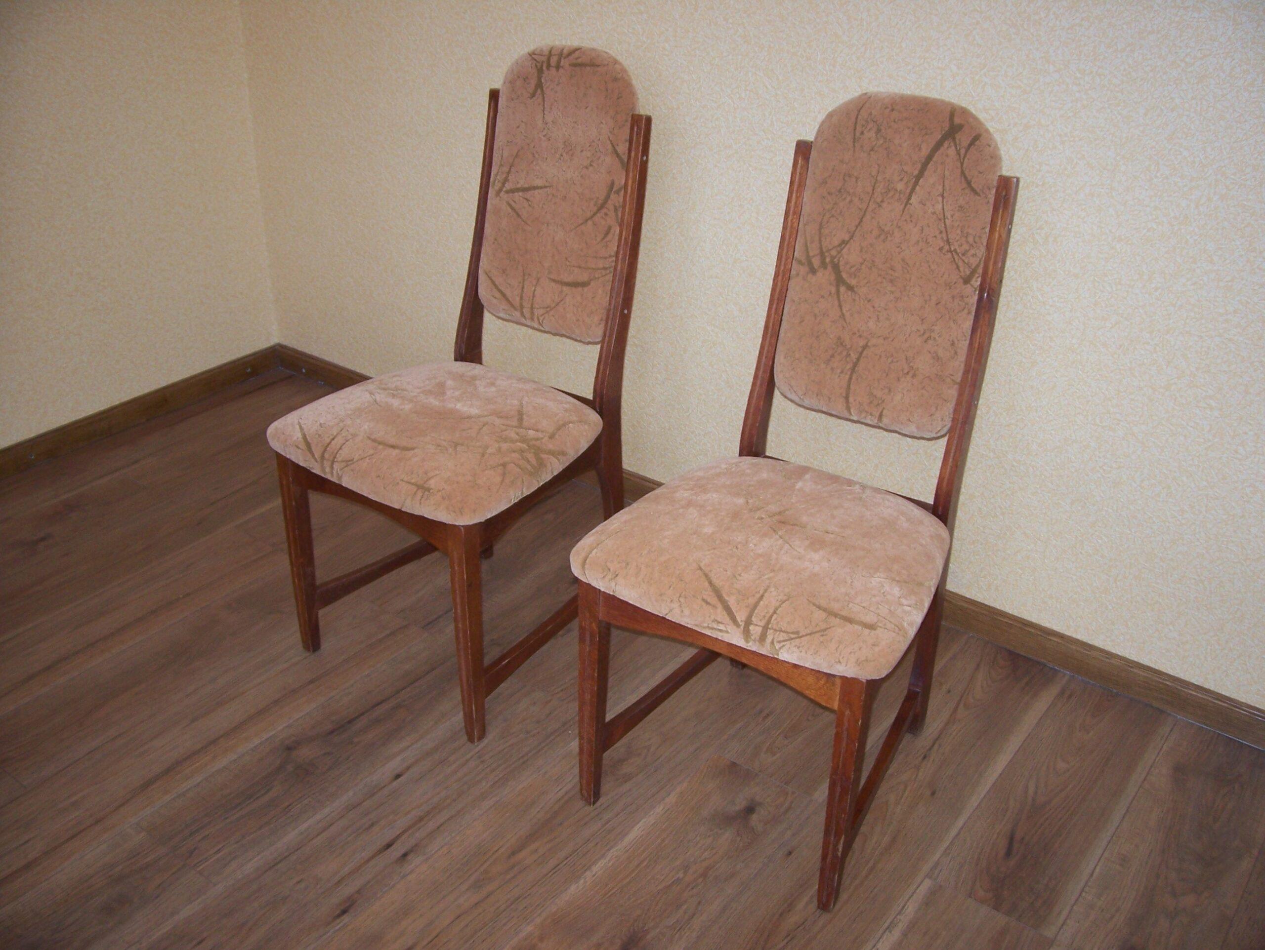 мягкий стул со спинкой