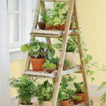 подставка-пирамидка для цветов