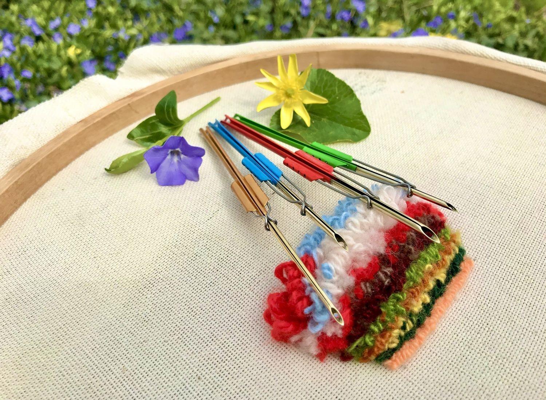 игла для вышивки